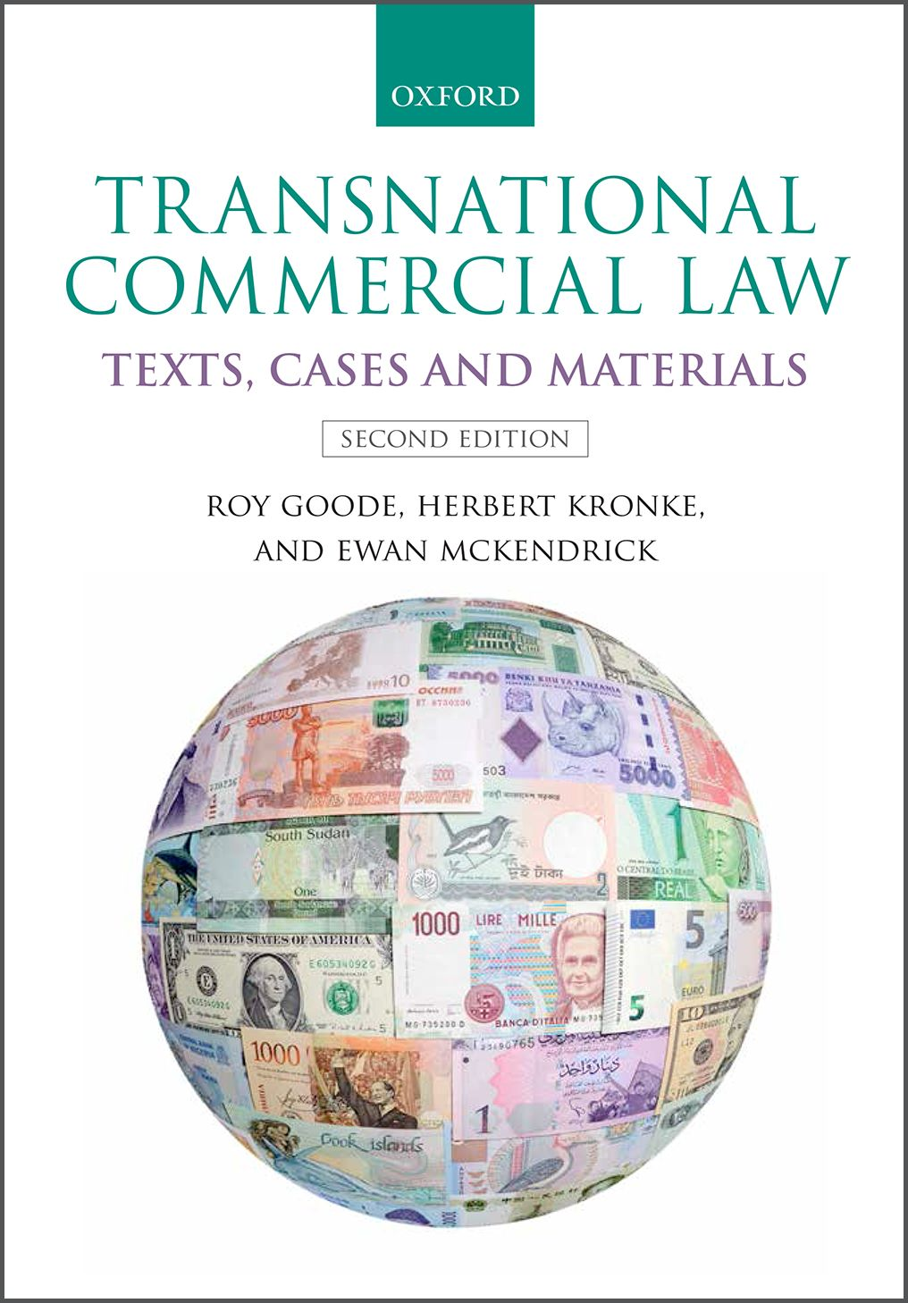 Transnational Commercial LawTexts, Cases and Materials
