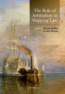 The Role of Arbitration in Shipping Law